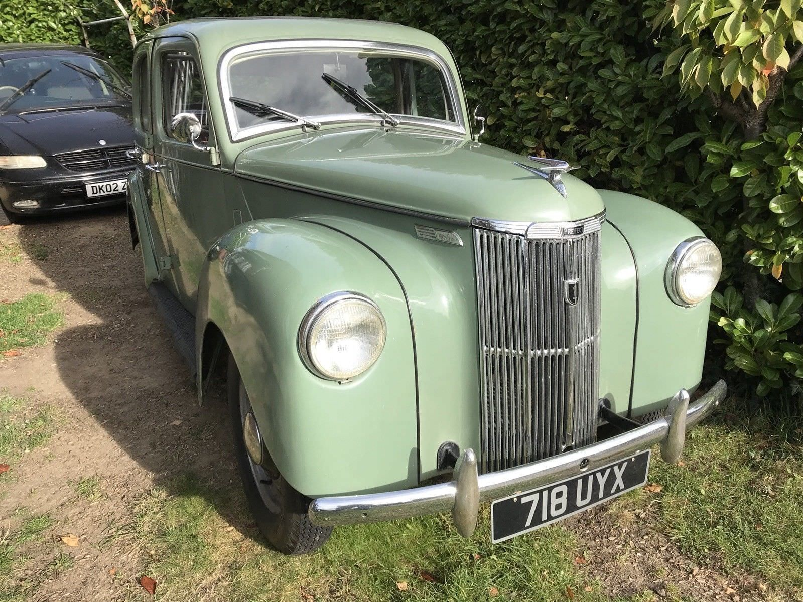 Ford Prefect 1953 E493A 1172cc vintage Car Historic Road Tax ,lots