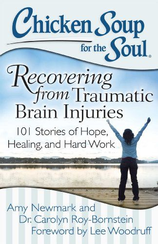 Chicken Soup for the Soul: Recovering from Traumatic Brain Injuries: 101 Stories of Hope, Healing, and Hard Work   Profits benefit bobwoodrufffoundation.org  My poem on page 19; my essay on page 151. Both are the precursor to my memoir.   Pre-order here for a cheap price! http://www.amazon.com/dp/1611599385/ref=cm_sw_r_pi_dp_bmnJtb16Q1G80RG3