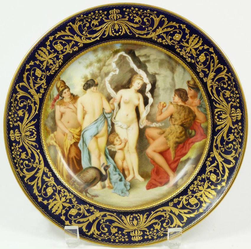Porcelana veneciana antig edades pinterest for Vajillas porcelana clasicas