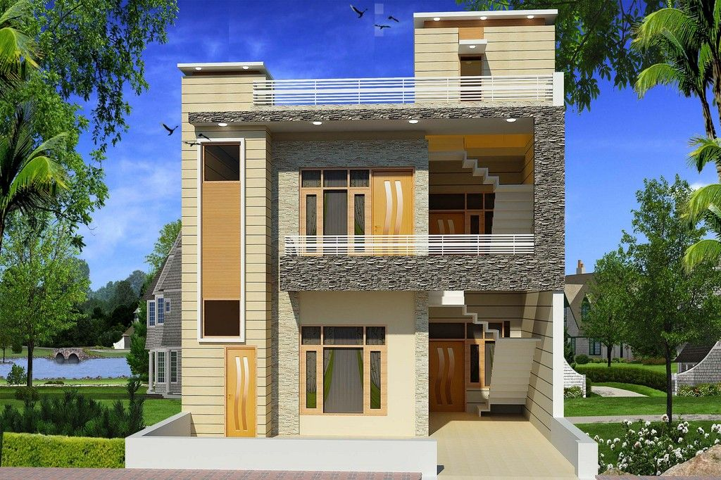 Perfect New Home Designs Latest.: Modern Homes Exterior Beautiful Designs . Part 10