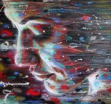 LENA POSE 1   art of David Walker