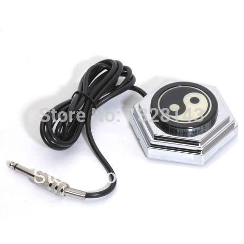 Special Traditional Taoism Diagram Icon Round Foot Switch Foot Pedal For Tattoo Machine For Tattoo Power Supply Fs 9 Foot Tattoos Tattoo Power Supply Tattoos