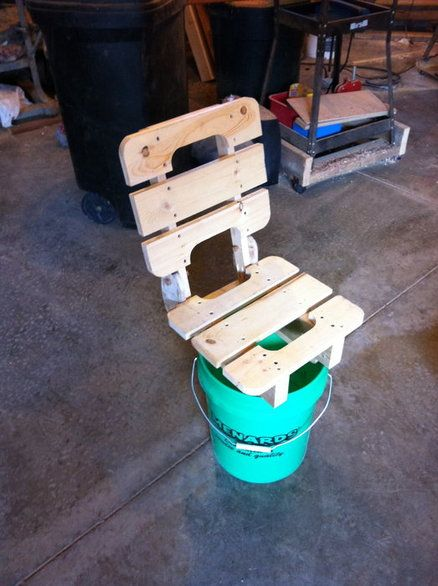 5 Gallon Bucket Chair