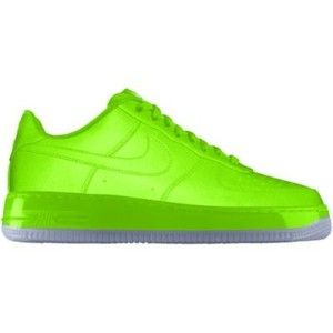 Nike Air Force 1 Low Premium iD Custom Women's Shoes - Green, 6 .