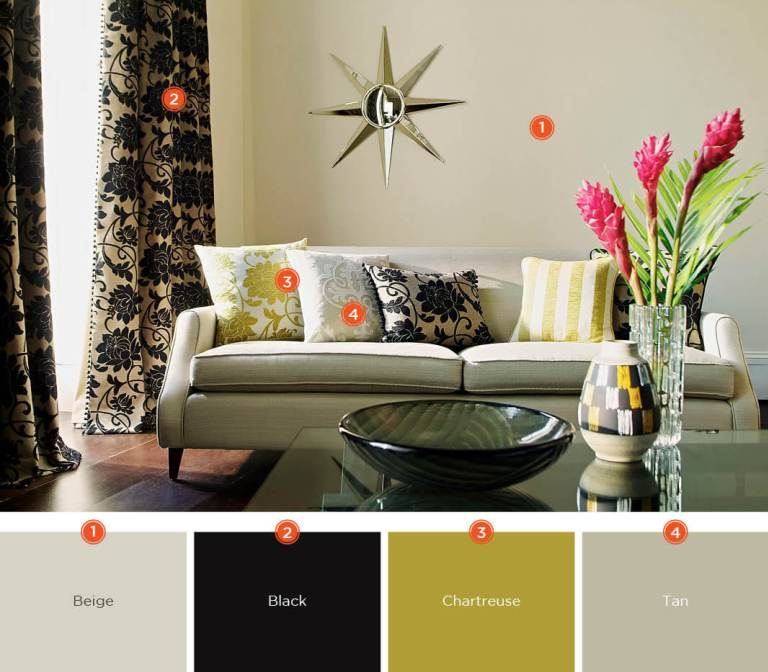 Beautiful Paint Suggestions For Living Room