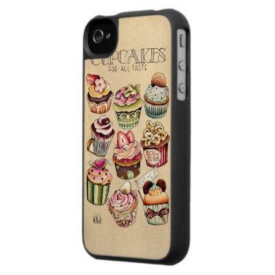 iphone4 Cupcake Case