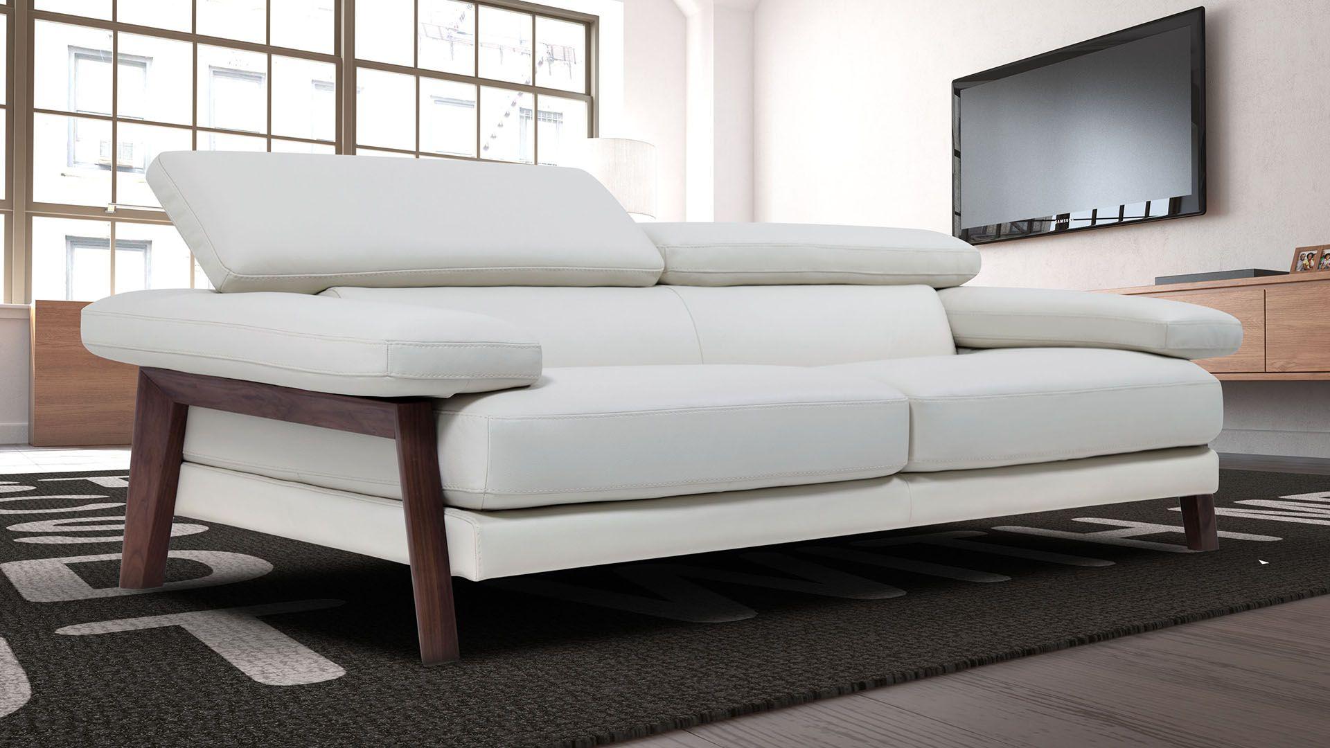 Modello eros bianco divani bianco white flag for Felice palma arredamenti