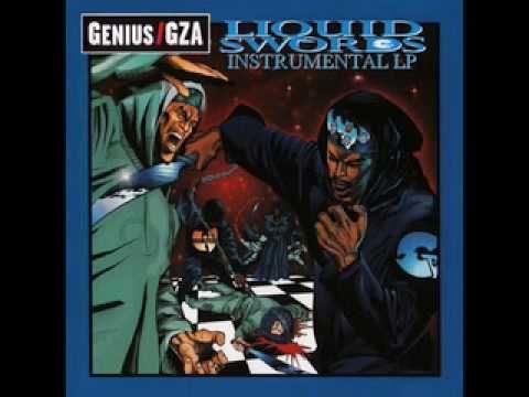 The GZA/Genius' Liquid Swords Instrumental Album  Made from