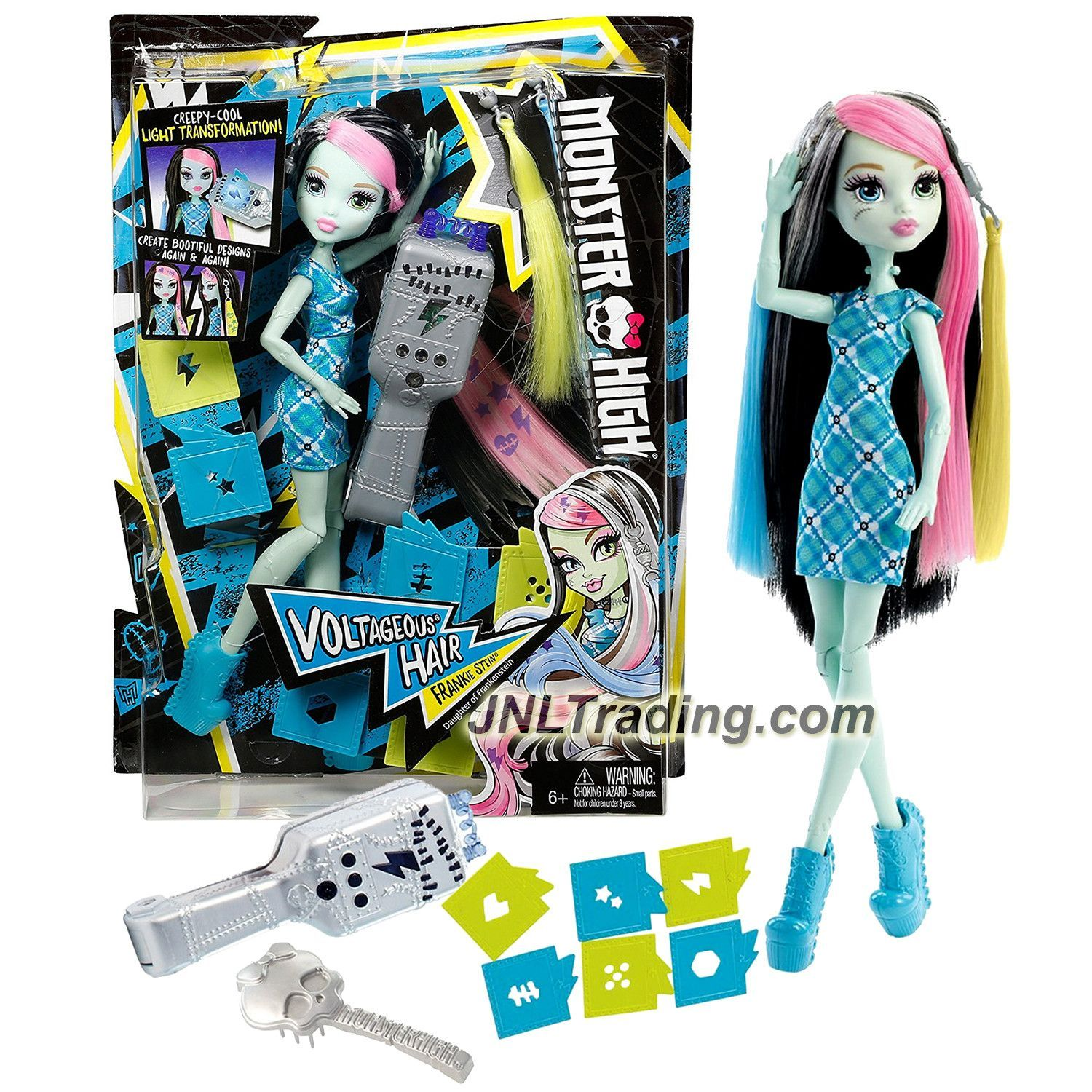 Great Hair Care It S The First Thing People Notice Monster High Monster High Dolls Monster
