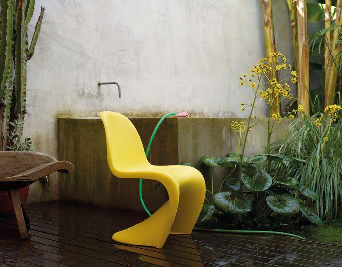 Chaise Panton 7 Chaise Panton Chaise Table Et Chaises