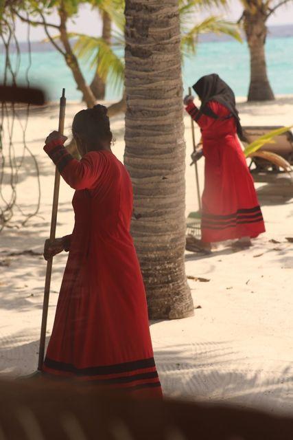 Kuredu, Maldives