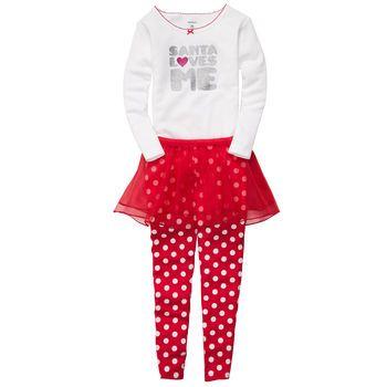 1a127eea3214 Snug Fit Cotton Christmas 3-Piece PJs  cartersholiday