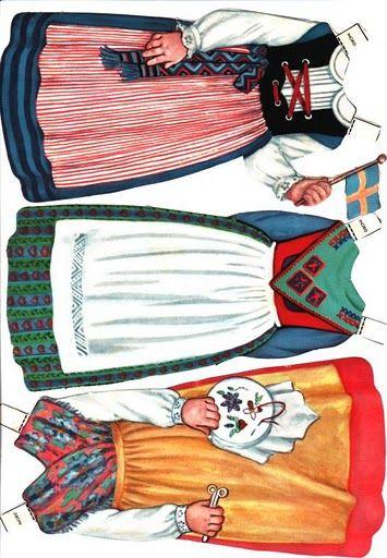 Paper Dolls~Dolls Across the Sea - Bonnie Jones - Picasa Web Albums