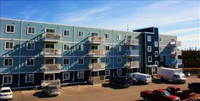 5465 52nd Street - Apartments for Rent in Yellowknife on www.rentseeker.ca - Managed by Northview