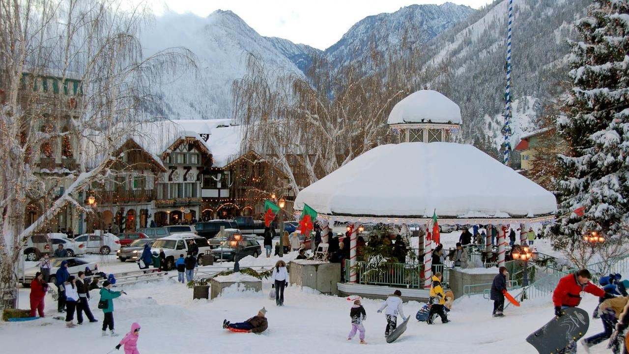 Visit Leavenworth Washington Usa Hotels Lodging Festivals Events