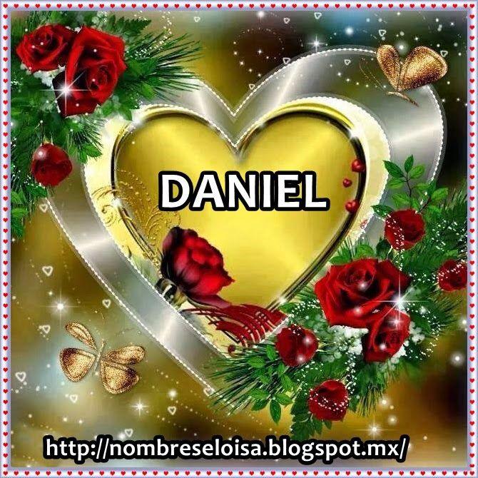 Nombres En Imagen Nombres De Hombres En Corazon Daniel Proyectos