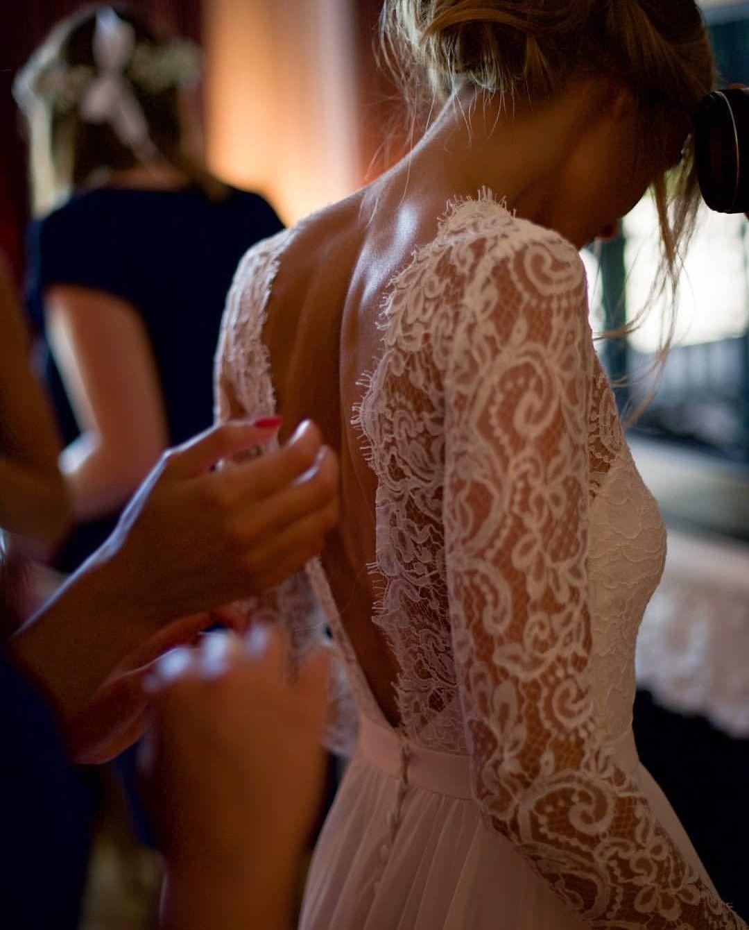 Maison Constance Fournier | Robe de marié
