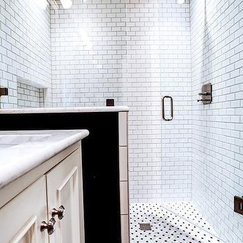 Shower Subway Tiles Contemporary Kitchen Pulp Design Studios