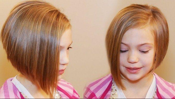 little girl hairstyles for short hair  Hair  Pinterest  Little