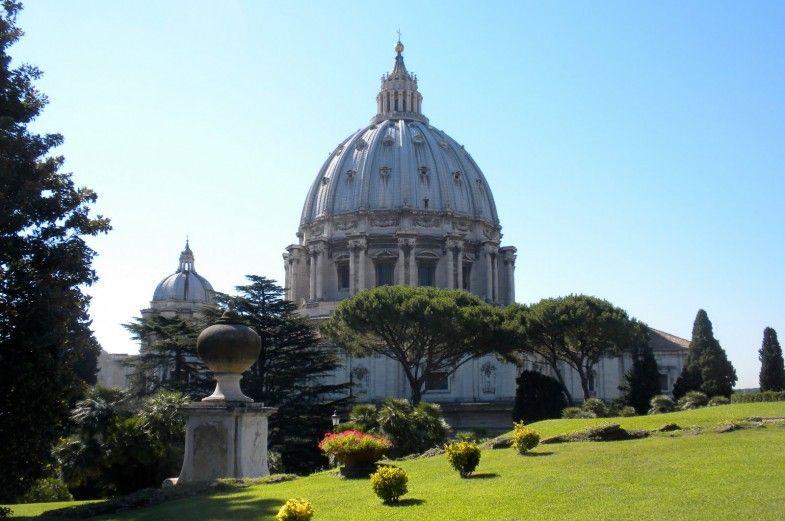 Vatikanische Garten Vatikanische Garten Pauschalreisen Garten