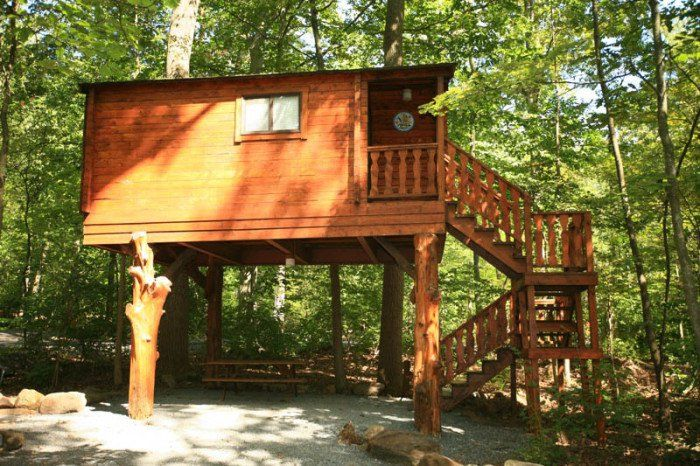 here are 10 amazing pennsylvania treehouses you ll want to visit rh pinterest com