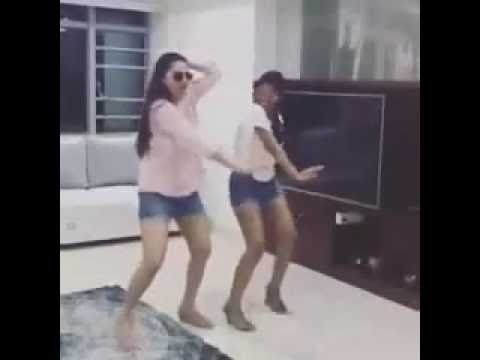 URVASHI RAUTELA: Hollywood Actress and  Her Daughter super dance  i...