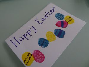 Easter craft thumbprint easter egg gift cards easter easter easter craft thumbprint easter egg gift cards negle Gallery
