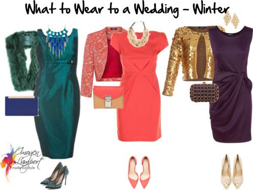 What To Wear A Wedding