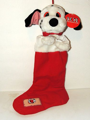 101 Dalmatians Stocking Christmas Dalmations Dog Puppy