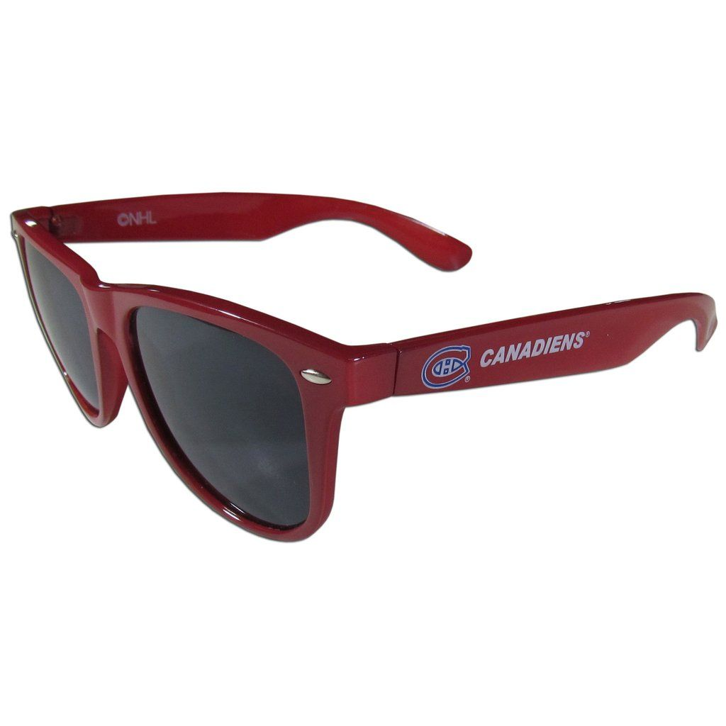 Montreal Canadiens Habs Hockey Sun Glasses.
