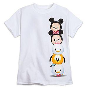 Disney Store Summer Fun T Shirt Sz 4 5 6 7 8 10 12 Mickey Mouse Donald Duck Boys
