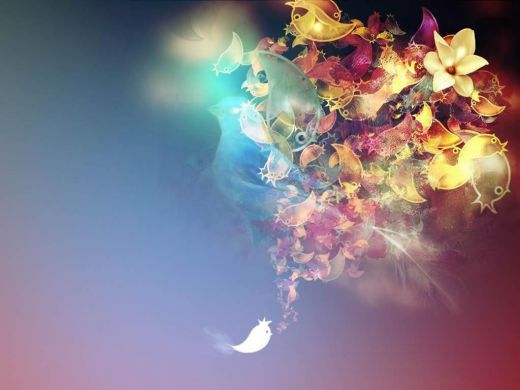 The Beauty In Abstract Art: Backgrounds and Wallpapers; Pink ...