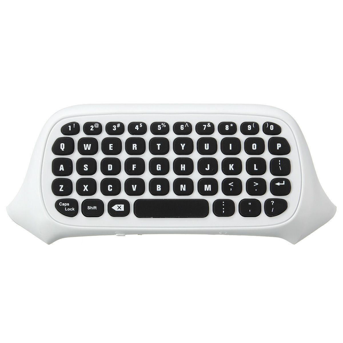 2 4G Wireless 47 Keys MINI Keyboard Chatpad Message Text