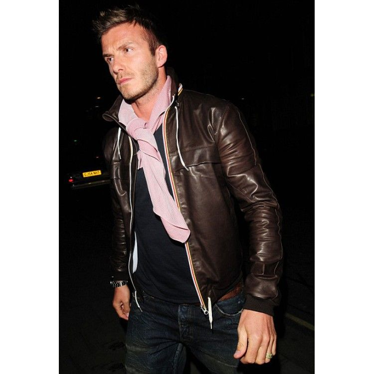 Pin On Fashion Trends Men S Leather Jackets