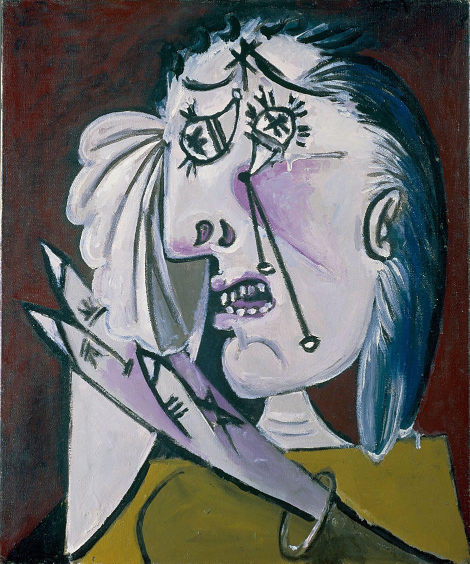La femme qui pleure, 1937