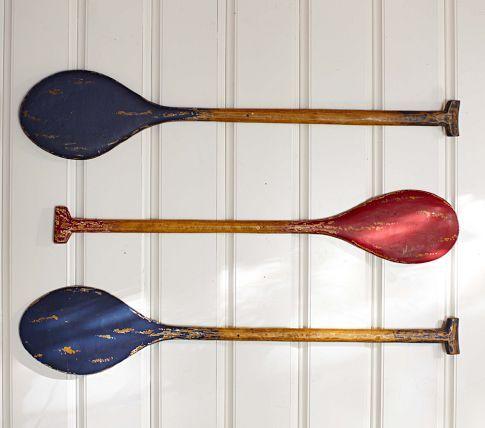Rustic Oars Projectnursery Franklinandben Nursery