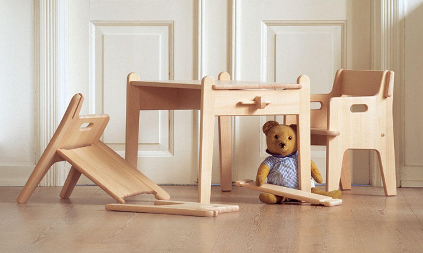Peters table s chair design 1949 hans j wegner carl hansen søn