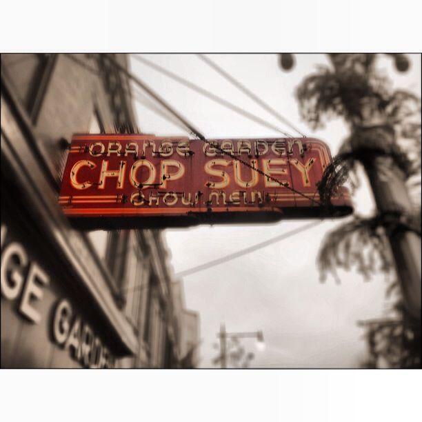 orange garden chop suey chow mein chicago neon daze 1