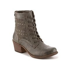 Roxy Indio Combat Boot- just got these. Edgy & cute!