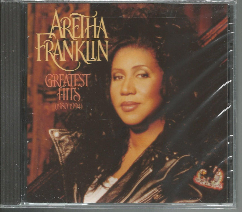 Amazon Com Greatest Hits 1980 1994 Music Aretha Franklin