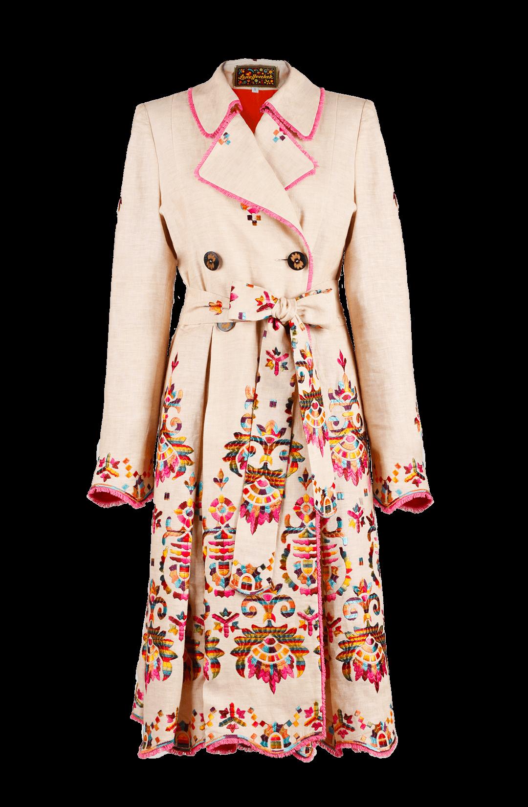 Maya Coat Creme