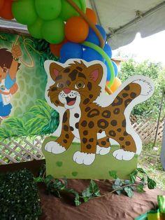 Go Diego Go Birthday Party Ideas | Go Diego Go Birthday Party ...