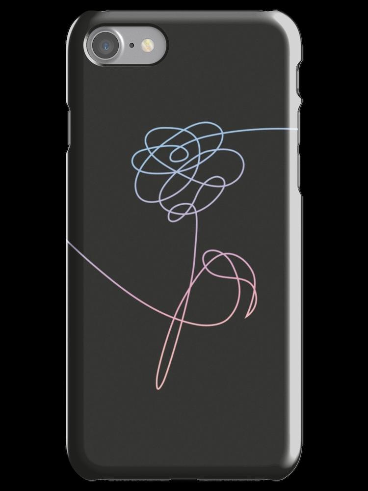 BTS Galaxy 2 iphone case