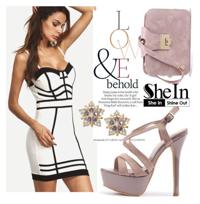 """""""8/11 shein"""" by fatimka-becirovic ❤ liked on Polyvore featuring ASOS"""