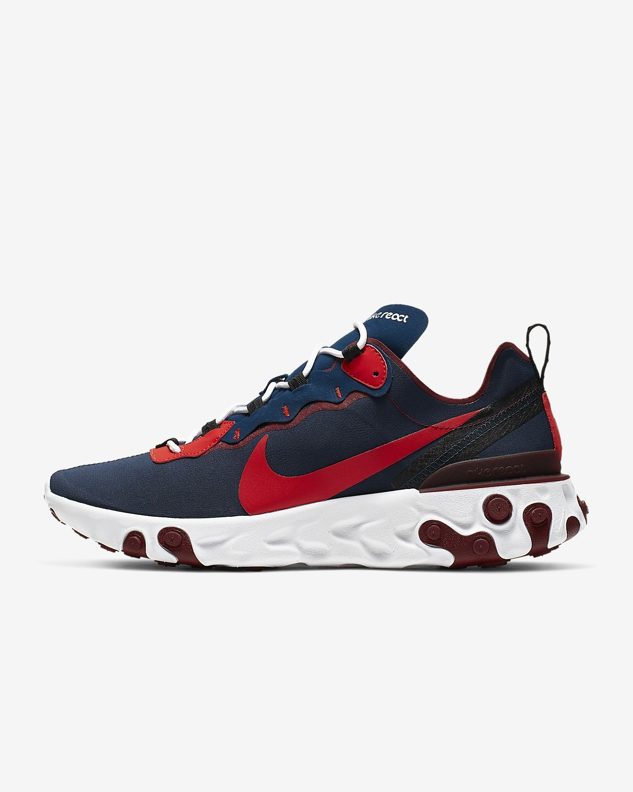 Nike React Element 55 Rabid Panda Men's Shoe.   Zapatos