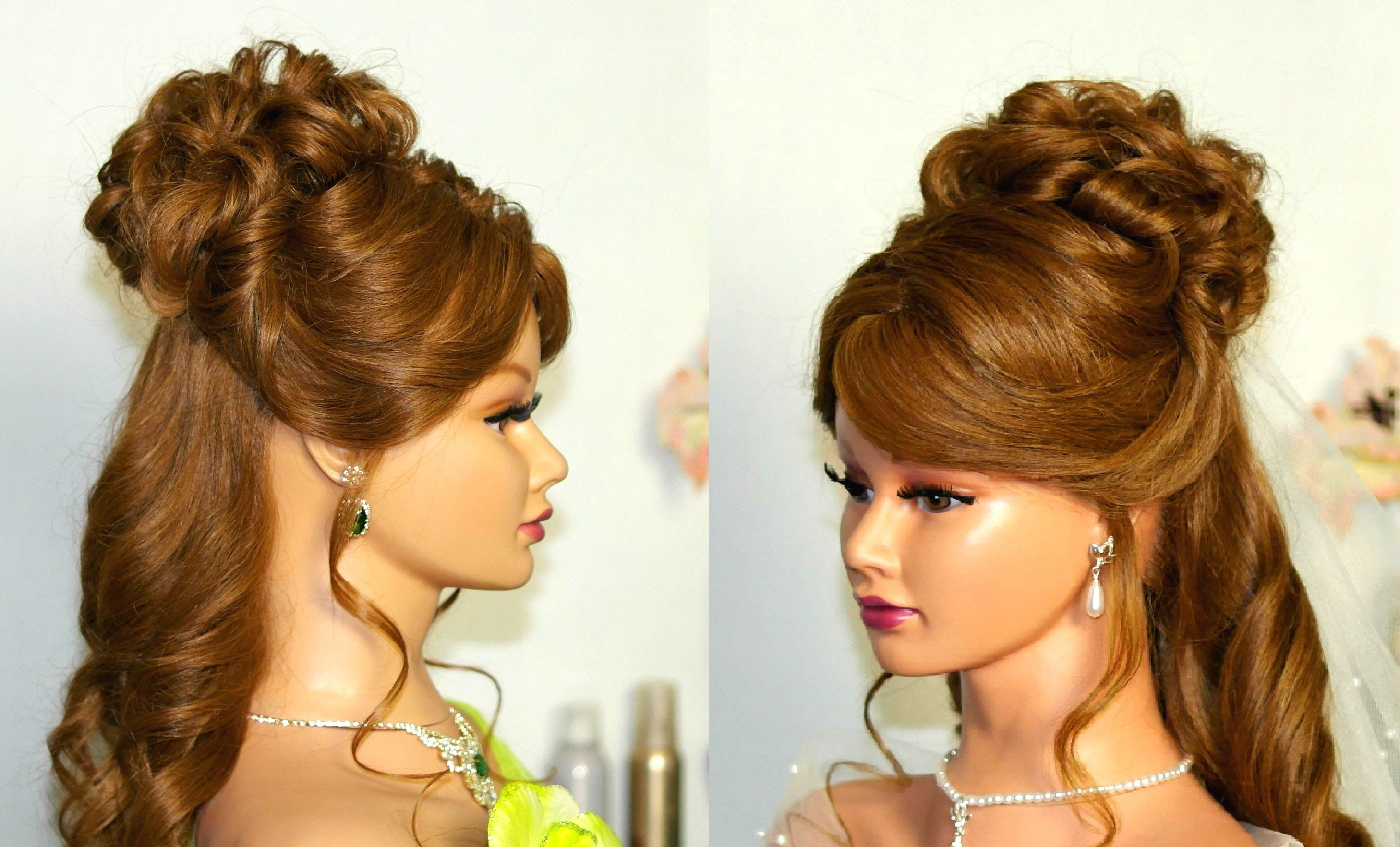Wedding hairstyles for long hair half up hairstyles for long hair