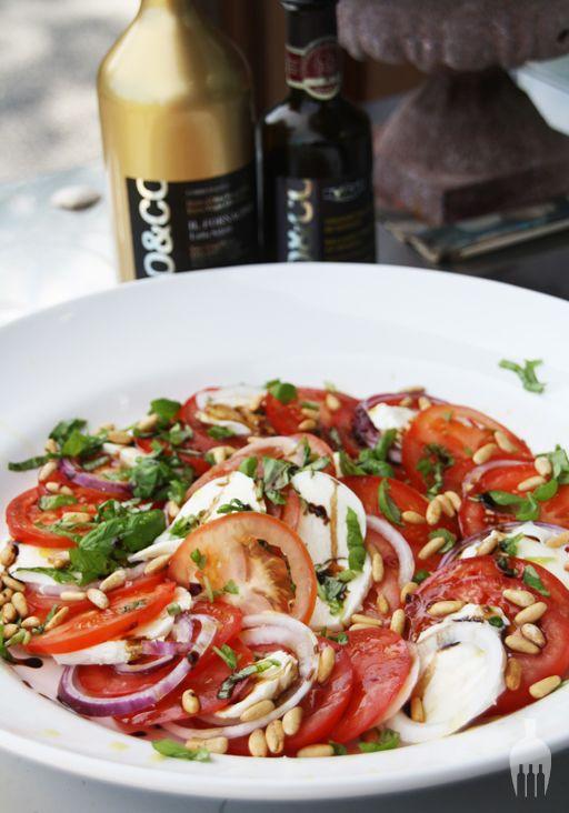 Tomato Salad - The English Translation of this post