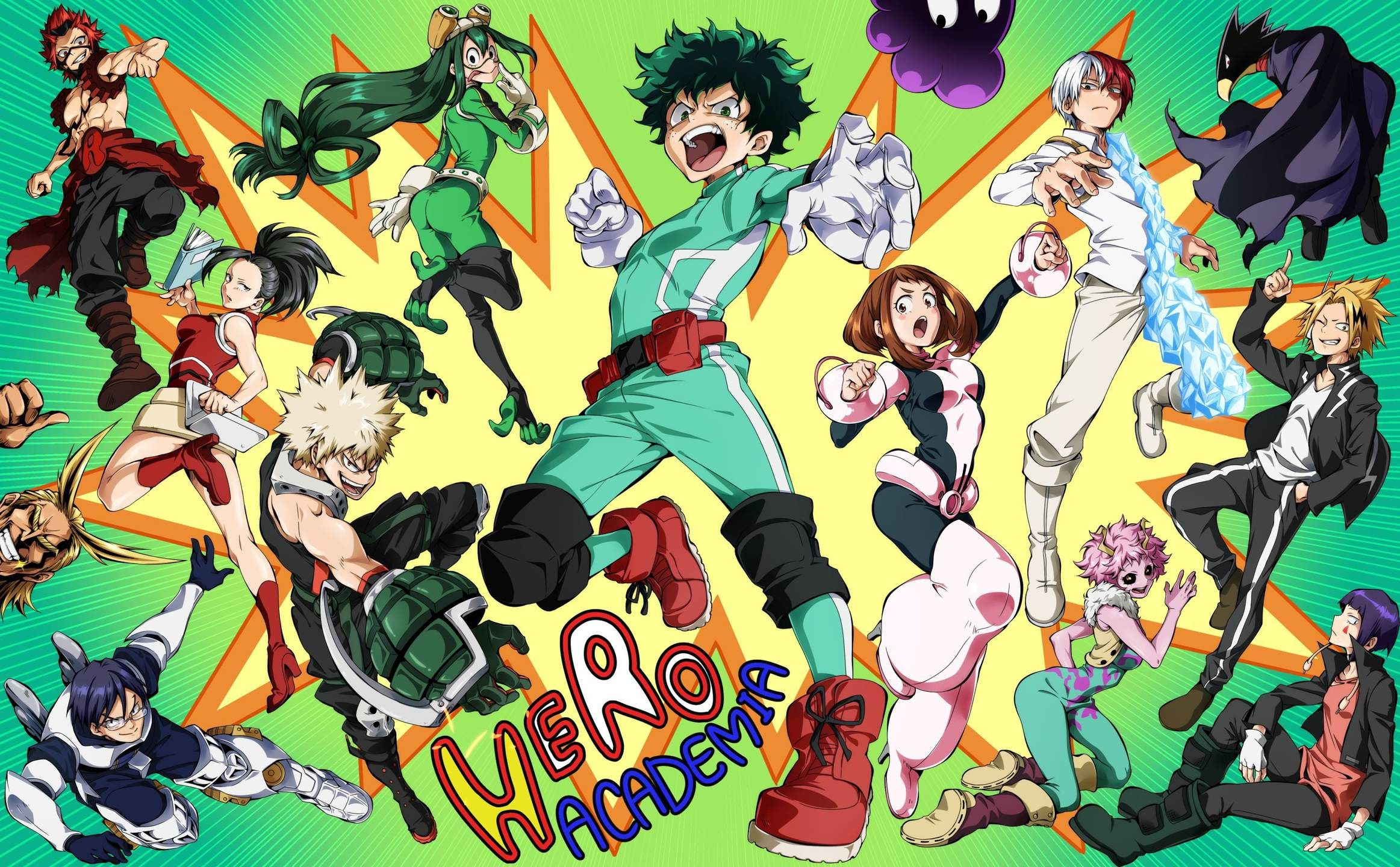 Boku No Hero Academia Hd Wallpapers New Tab Install Boku No Hero Academia New Tab And Get Hd Wallpapers Of Deku Made For Fans Wh Hero Wallpaper Hero My Hero