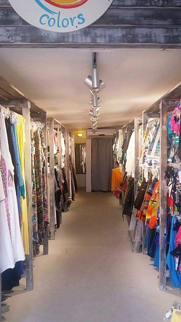 My Interiors Retail Store Colors santorini perissa