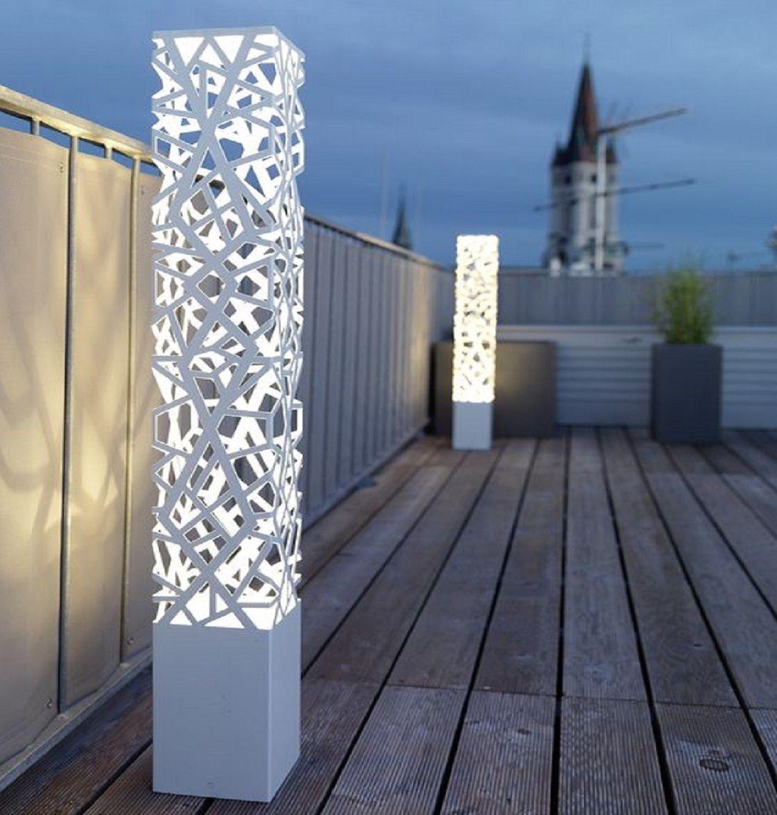 Pin by Julio on Iluminación & Techo Outdoor floor lamps